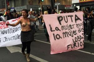 Marcha de las Putas - Colômbia