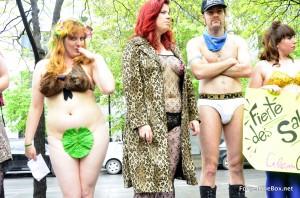 SlutWalk Montreal