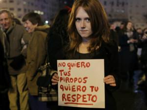 Marcha de las Putas - Argentina
