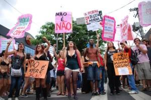 Marcha das Vadias Campinas 2011