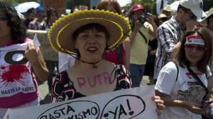 Marcha de las Putas - México