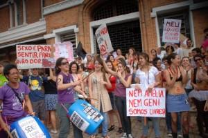 Marcha das Vadias de Campinas 2011 (foto Cristina Beskow)