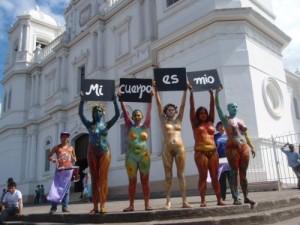 Marcha das Vadias Bogotá