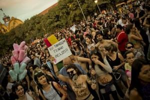 Marcha das Vadias Porto Alegre
