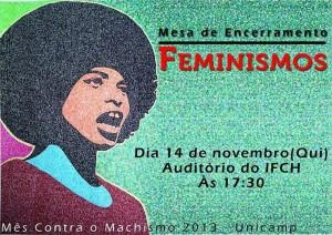 mesa feminismos