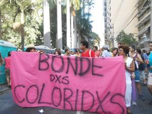 bonde dxs coloridxs