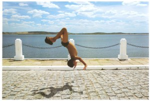 Foto: João Zinclar - Açude Coremas Mãe D´água-Souzas (PB) do livro O Rio São Francisco e as águas no Sertão.